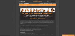 Brian Gavin Diamonds Down, Set, Sparkle Giveaway