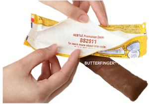 butterfinger 31daysofgiving codes
