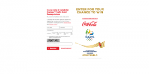Coca-Cola & Celebrity Cruises' That's Gold Sweepstakes
