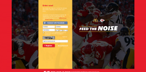 Coca-Cola & Kansas City Chiefs McDonald's Promotion