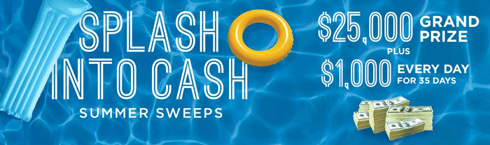 CulversSplash.com - Culver's Splash Into Cash Sweepstakes