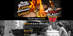 Philly Gourmet Last Blast Giveaway