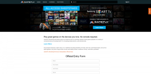 GameFly Streaming All-Access Sweepstakes