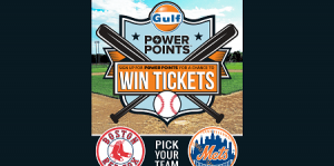 2016 Gulf Oil Ticket Promotion