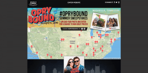 Grand Ole Opry #OPRYBOUND Summer Sweepstakes