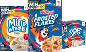 kelloggs participating products win gold