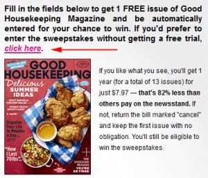 no free trial