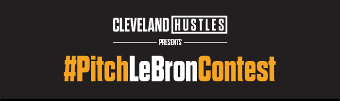 pitchlebroncontest.com Pitch LeBron Contest presented by Cleveland Hustles