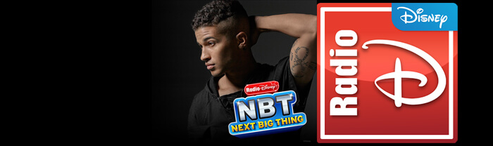Radio Disney BTS With NBT Sweepstakes