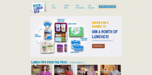 Applegate Rock the Lunch Box Back to School Sweepstakes