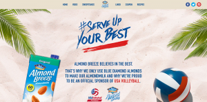 Almond Breeze Serve up Your Best Sweepstakes