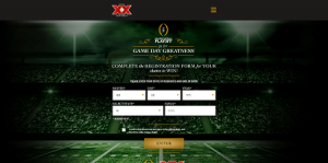 Dos Equis Go For Game Day Greatness Promotion