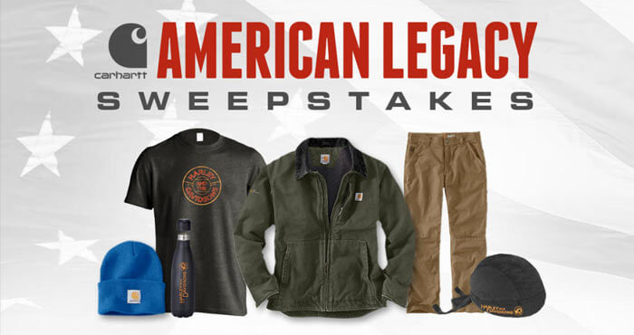 Discovery.com/AmericanLegacy - Discovery Harley And The Davidsons American Legacy Sweepstakes