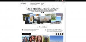Soma Intimates Most Memorable Giveaway