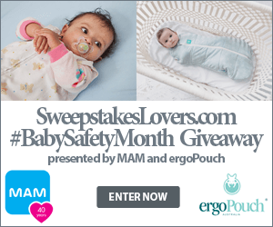BabySafetyMonth Giveaway