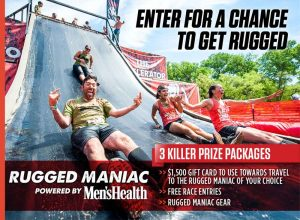 Men's Health Rugged Maniac Sweepstakes