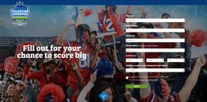 sam's club tailgating sweepstakes entry form