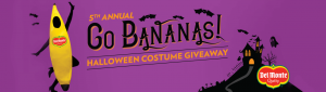 Del Monte Halloween Sweepstakes