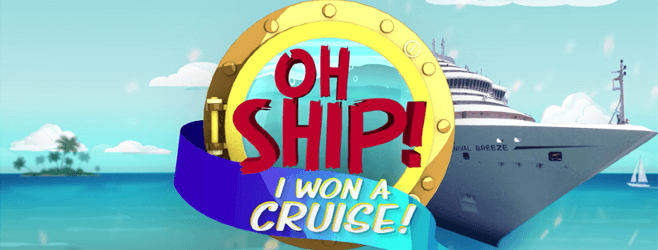 ellentv.com/carnival - Ellen's Oh Ship I Won A Cruise Watch And Win