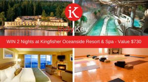 IndyKey.com Win 2 Nights At Kingfisher Contest