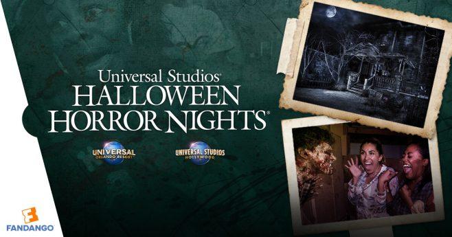 Fandango Halloween Horror Nights 2016 Sweepstakes