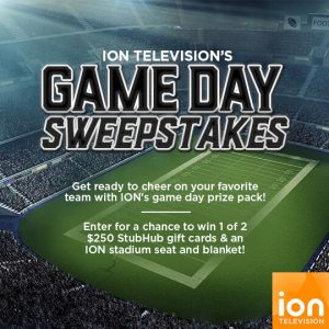 ION Television Game Day Sweepstakes