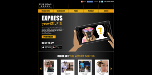 Five Star Express YourSELFIE Sweepstakes