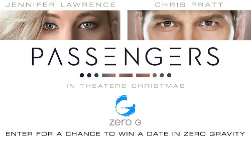 Passengers Trailer Sweepstakes