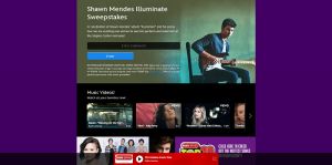Radio Disney Shawn Mendes Illuminate Sweepstakes