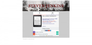 Steven Jenkins Kindle Paperwhite E-Reader Giveaway