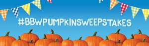 Bath & Body Works Pumpkin Sweepstakes