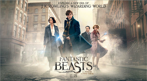 Ryan Seacrest's Fantastic Beasts Halloween Sweepstakes
