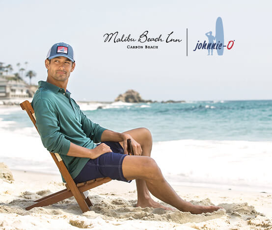 johnnie-O Escape to Malibu Promotion