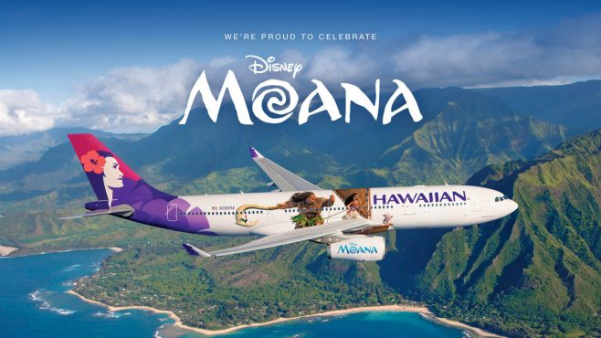Hawaiian Airlines And Disney's Moana Caption Contest (HawaiianAirlines.com/Moana)