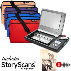 Geneabloggers.com Flip-Pal mobile scanner Giveaway