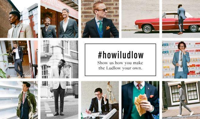 J. Crew #HowILudlow Contest