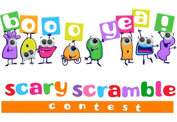 Imperial Sugar Scary Scramble Contest 2016