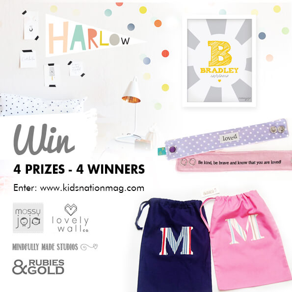 Kids Nation 2nd Birthday Giveaway