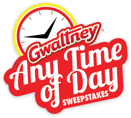 Gwaltney Any Time Of Day Sweepstakes