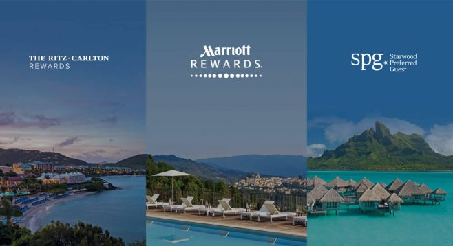 Marriott #You Are Here Sweepstakes
