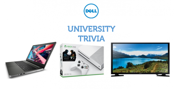 Dell University Trivia Sweepstakes
