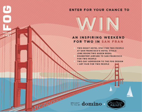Domino Dunn-Edwards Sweepstakes