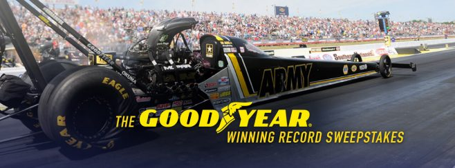 Goodyear Winning Record Sweepstakes