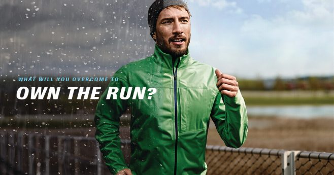 GORE-TEX Brand Own The Run Contest