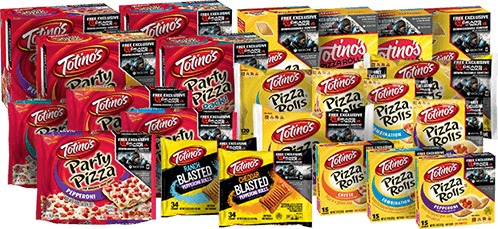 participating products totino's