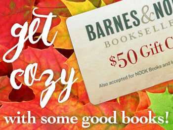 Rebecca Lynn Morales Win a $50 Barnes & Noble Gift Card Sweepstakes