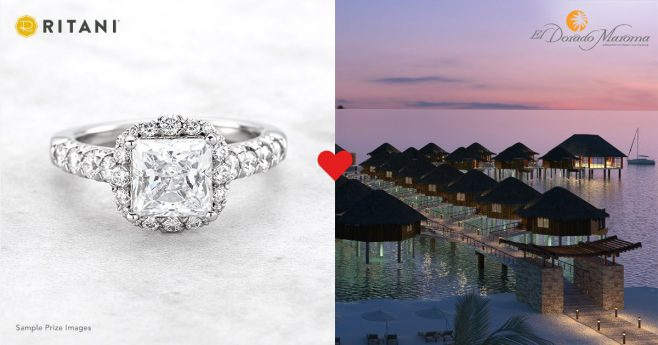 Ritani Let Your Love Sparkle Under The Stars & Over The Water Sweepstakes