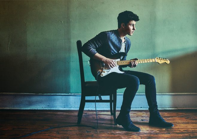Shawn Mendes Spotify LA 2017 Sweepstakes