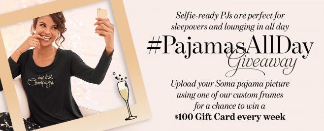 Soma Intimates #PajamasAllDay Giveaway