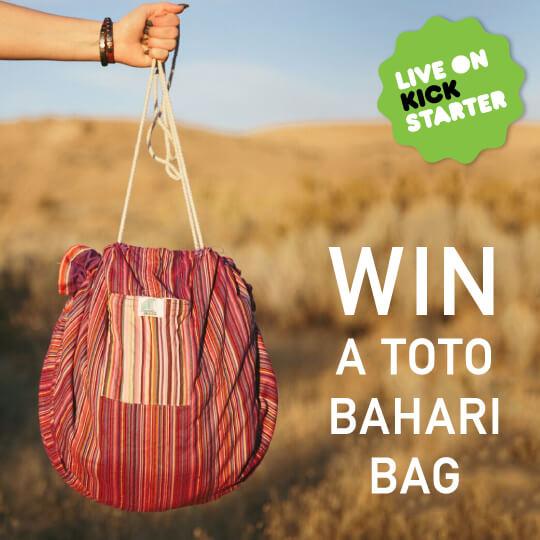 Lala Bahari Toto Bahari Bag Giveaway